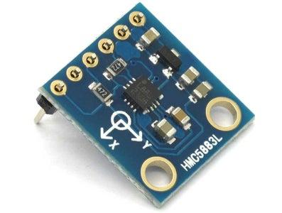 About HMC5883L Board