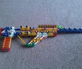 The NK SAAR MACAW-Assault Rifle Made From Theawesomestdude's Handgun