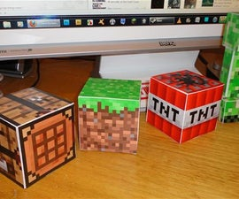 The Ultimate Guide to Minecraft Papercrafts!