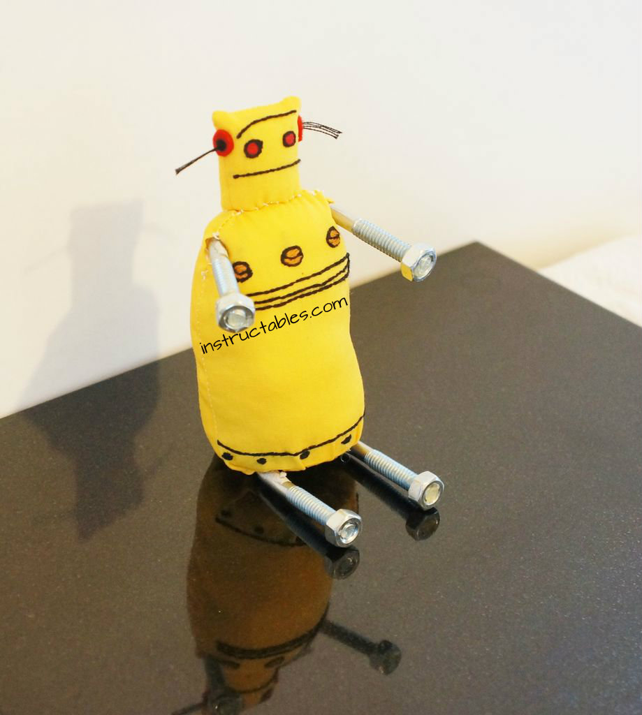 Picture of Instructables Site Robot