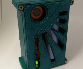 DIY Portable Breathalyzer