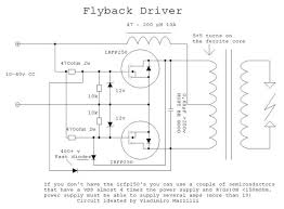 What Is a ZVS Flyback Driver and How It Works
