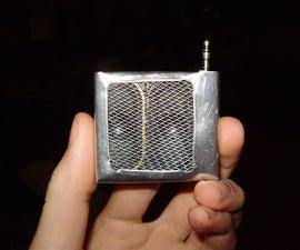 Ultra Portable Ipod Speakers