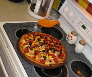 Super Sauceless Soggy-free Pizza