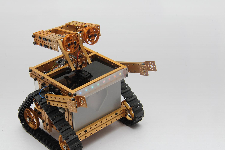 Robot Le contrat