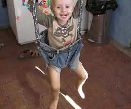 Make a swing for your Toddlers