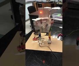 Dabbing Robot
