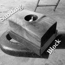 Sanding Block from scrap wood