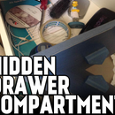 Hidden Drawer Compartment