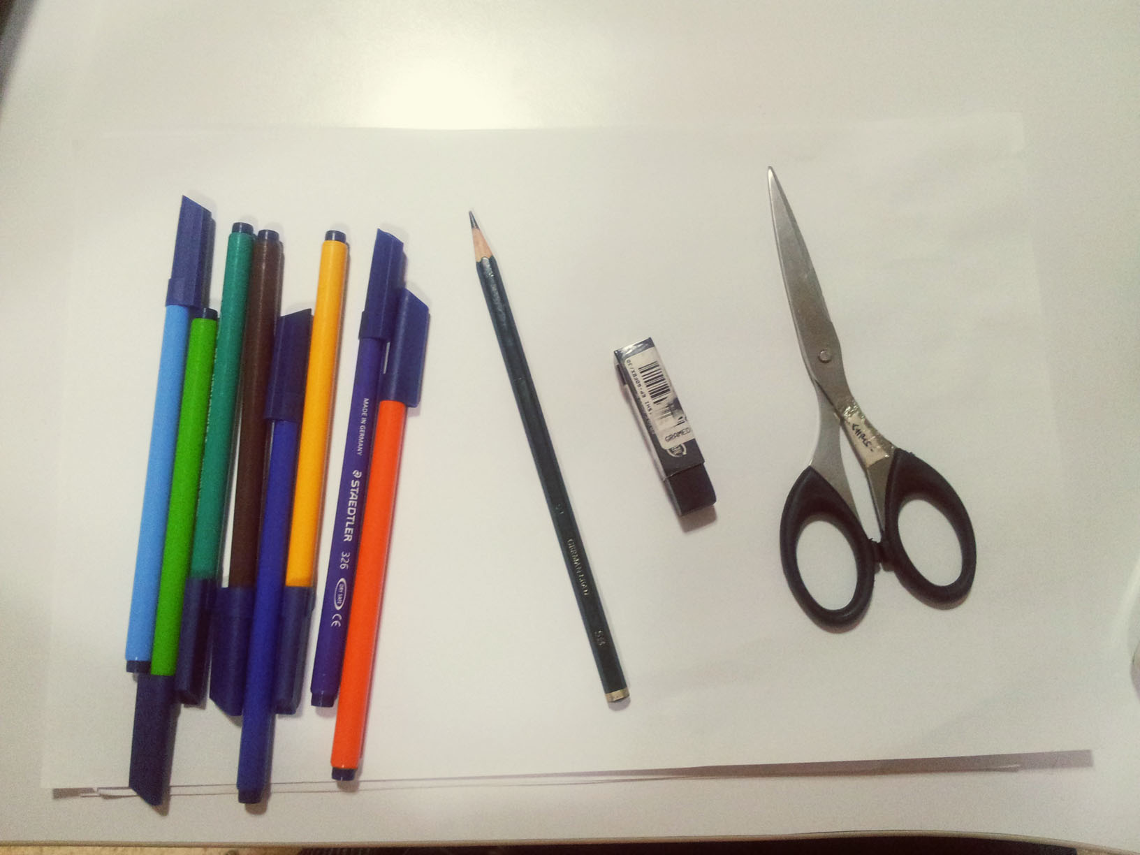 Picture of Things You Need