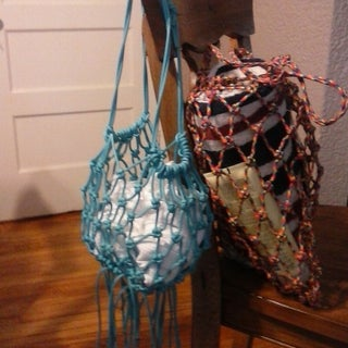 Paracord Multipurpose Drawstring Bag