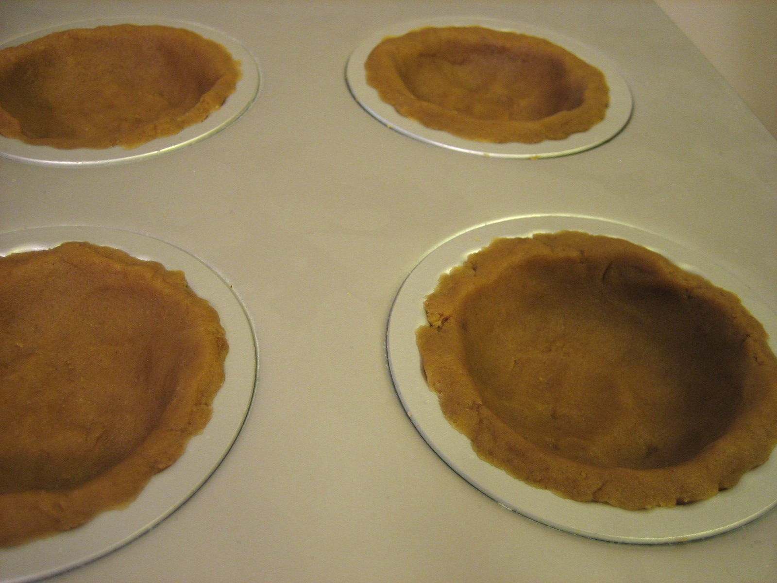 Picture of Peanut Buttery Crust (part 2)