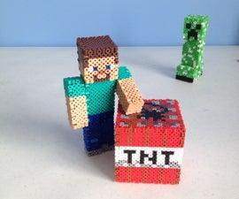 Make a 3D Steve Figure under $15