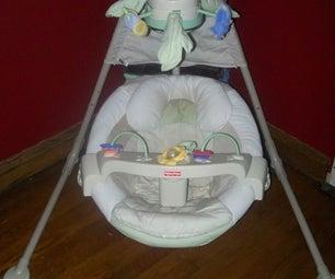 Repair your FisherPrice cradle swing