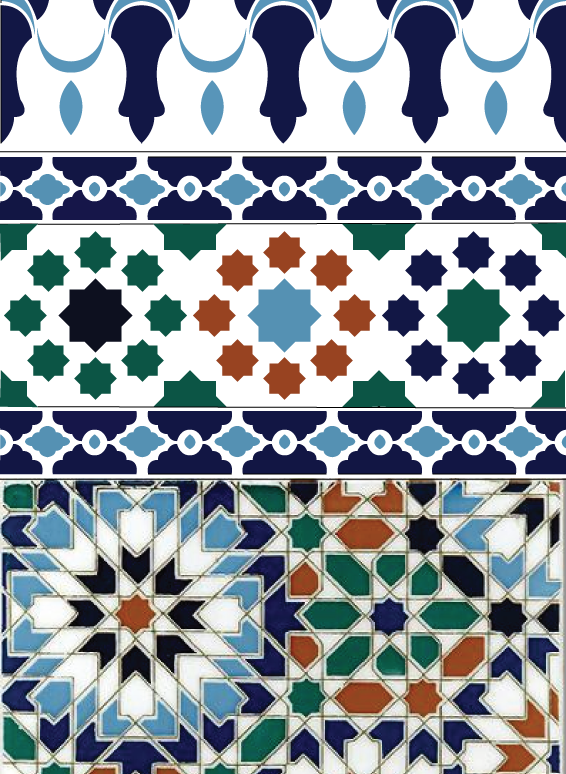 Picture of Designing Patterns for the Wall