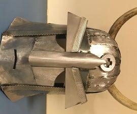 Metal Helmet  (Leyla Agosti)