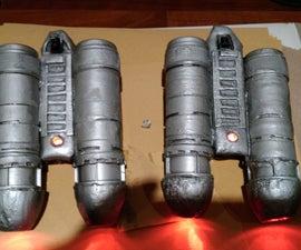 Star Lord Kids Rocket Boosters