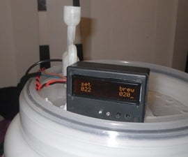 Home Brew Heater Controller