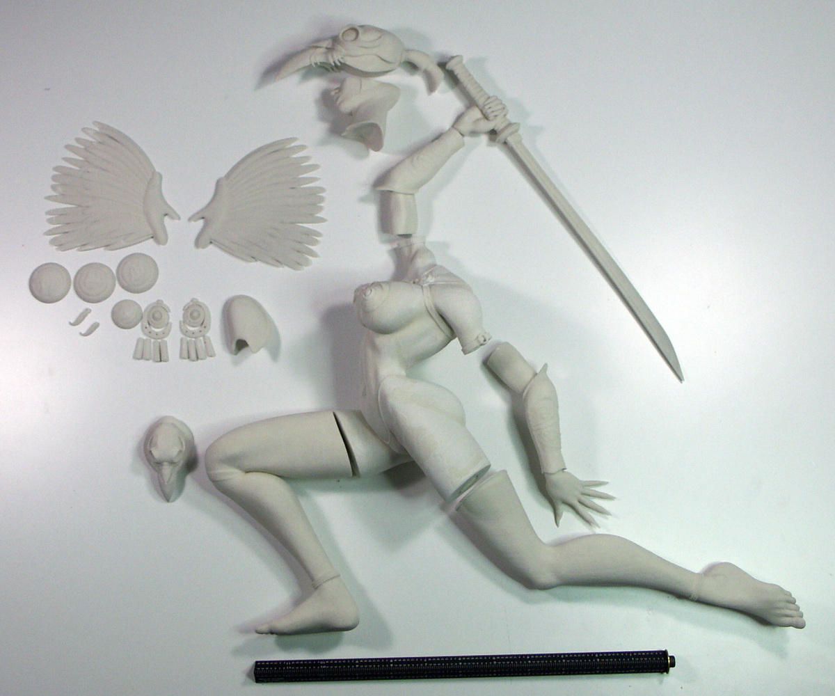 Picture of Prepare the Print for Molding