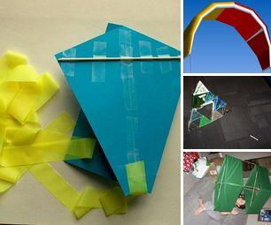 Homemade Kites