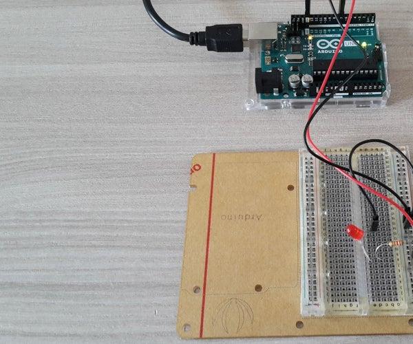 Smart Home & Arduino: Light Control