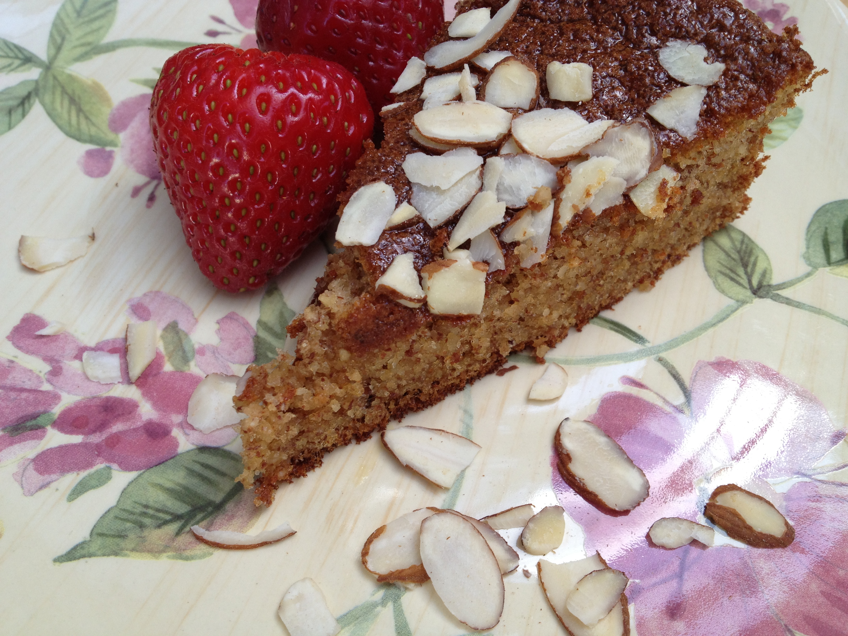 Picture of Almond Flour Honey Cake