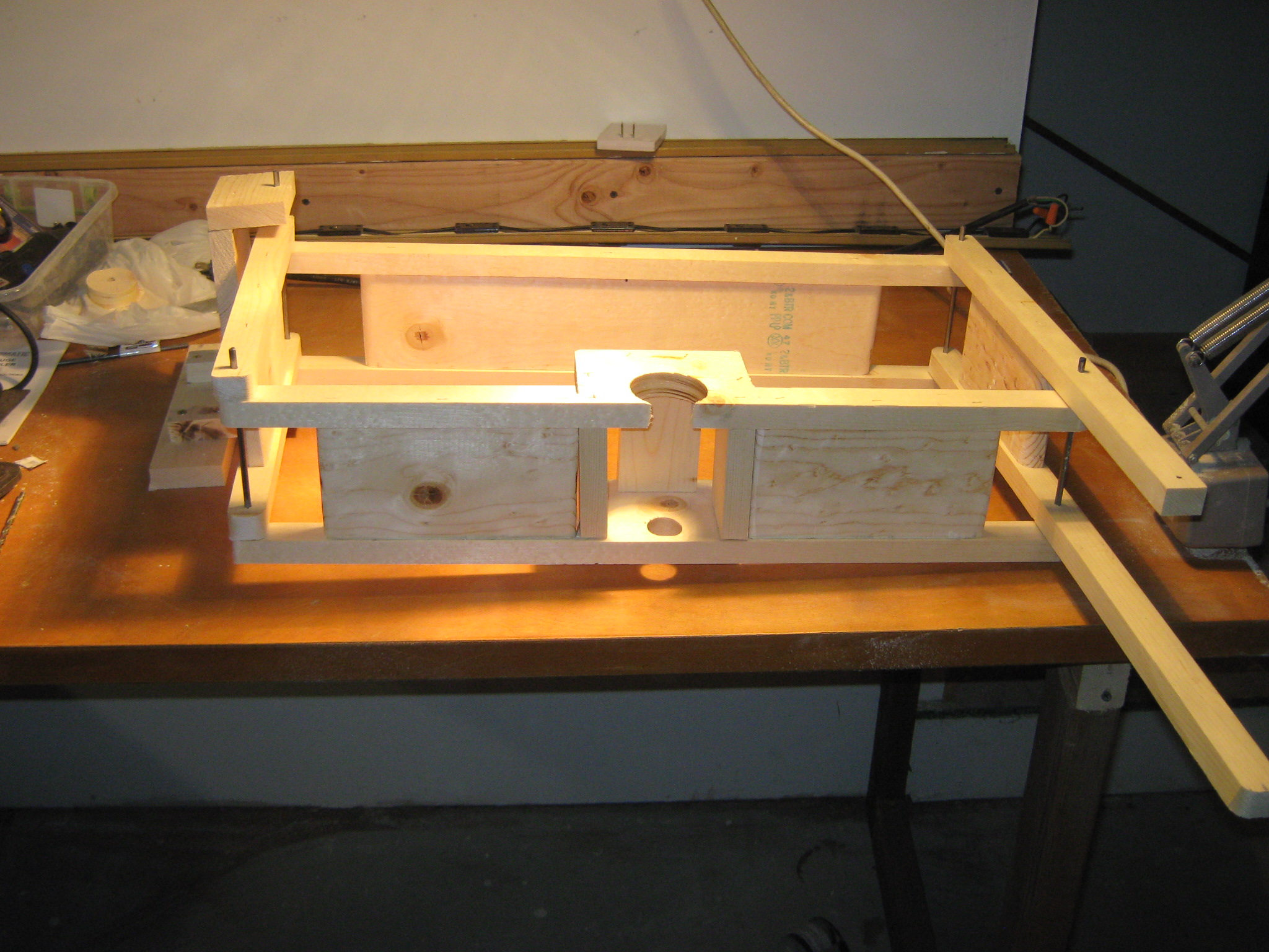 Picture of Assembling the Pantograph