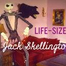Life-Size Jack Skellington