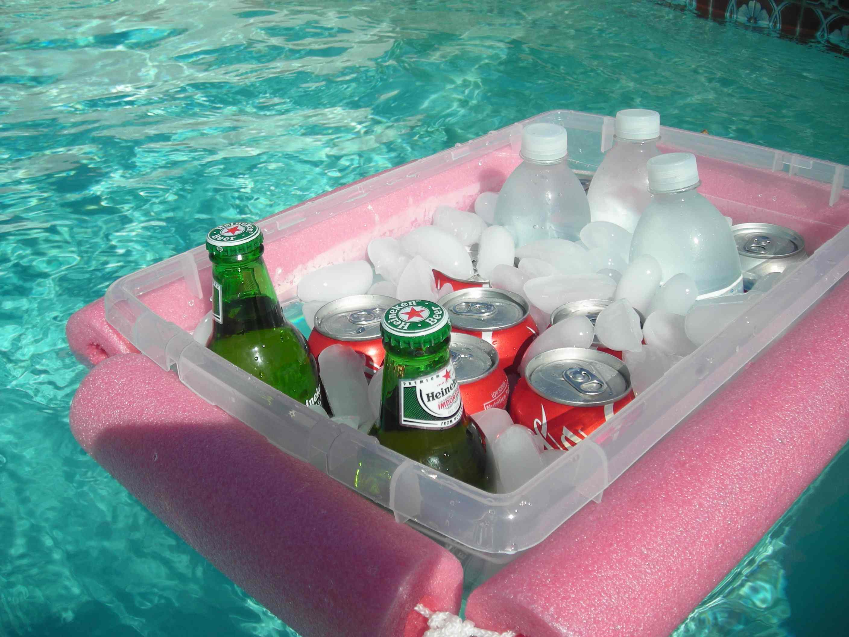 Picture of The $1.99 Noodley Beverage Boat