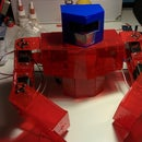 Biped Fighting Robot (Part 1.0)