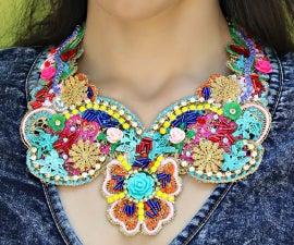 Free People Inspired Boho Necklace