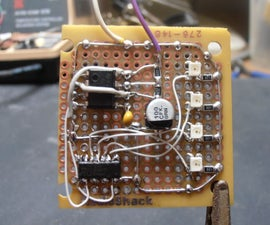 Put Your SMD Parts on Standard Perfboard