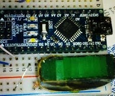 Arduino Based Time-event Logger