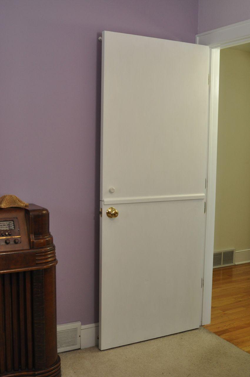 Picture of Build a Dutch-Door!