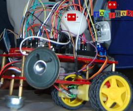 Arduino Talking Robot Based Artificial Intelligence