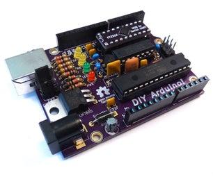 DIY Arduino-Compatible Clone