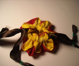 Chrysanthemum Pouch