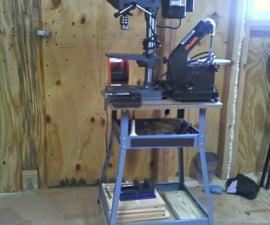 The $45 Drill Press Cart - Intro