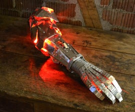 How to build a Metal Arm