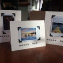 Simple Instax Greeting Cards