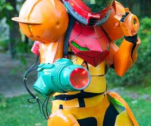 Samus Aran Costume