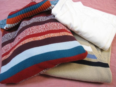 Make a Potholder From a Sweater