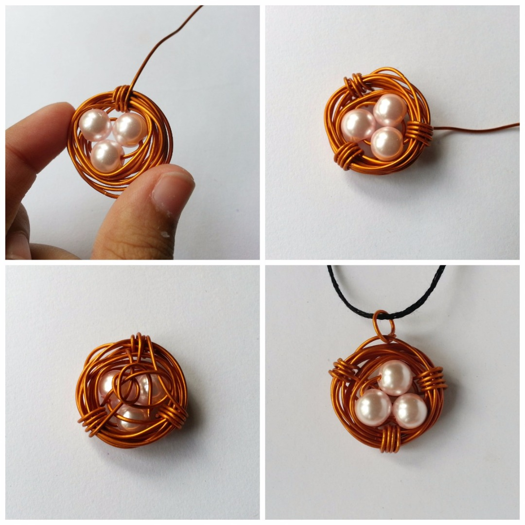 Picture of Birds Nest Pendant