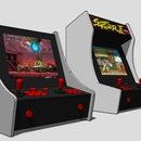 Tabletop Arcade Machine Basic @ Premium Models