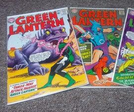 Comic book preservation 101