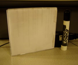 Recycled Mini Dry Erase Board