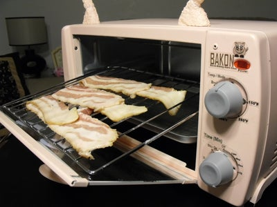 Bacon Alarm Clock