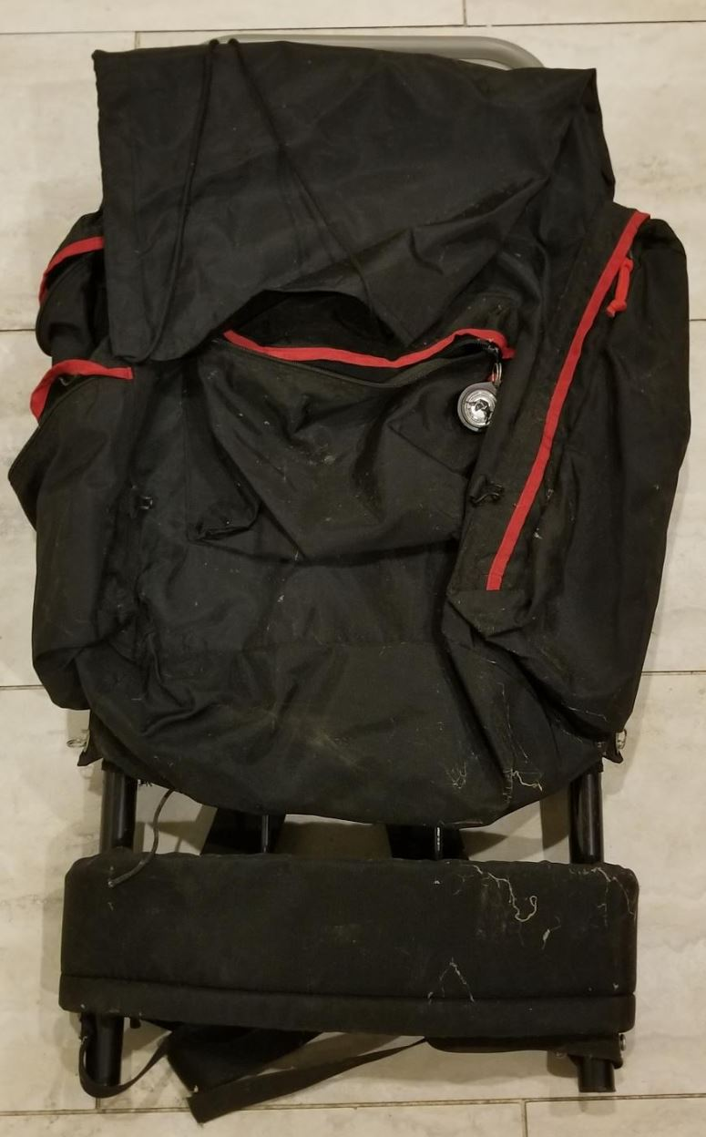 Picture of Re-Purpose an External Frame Backpack