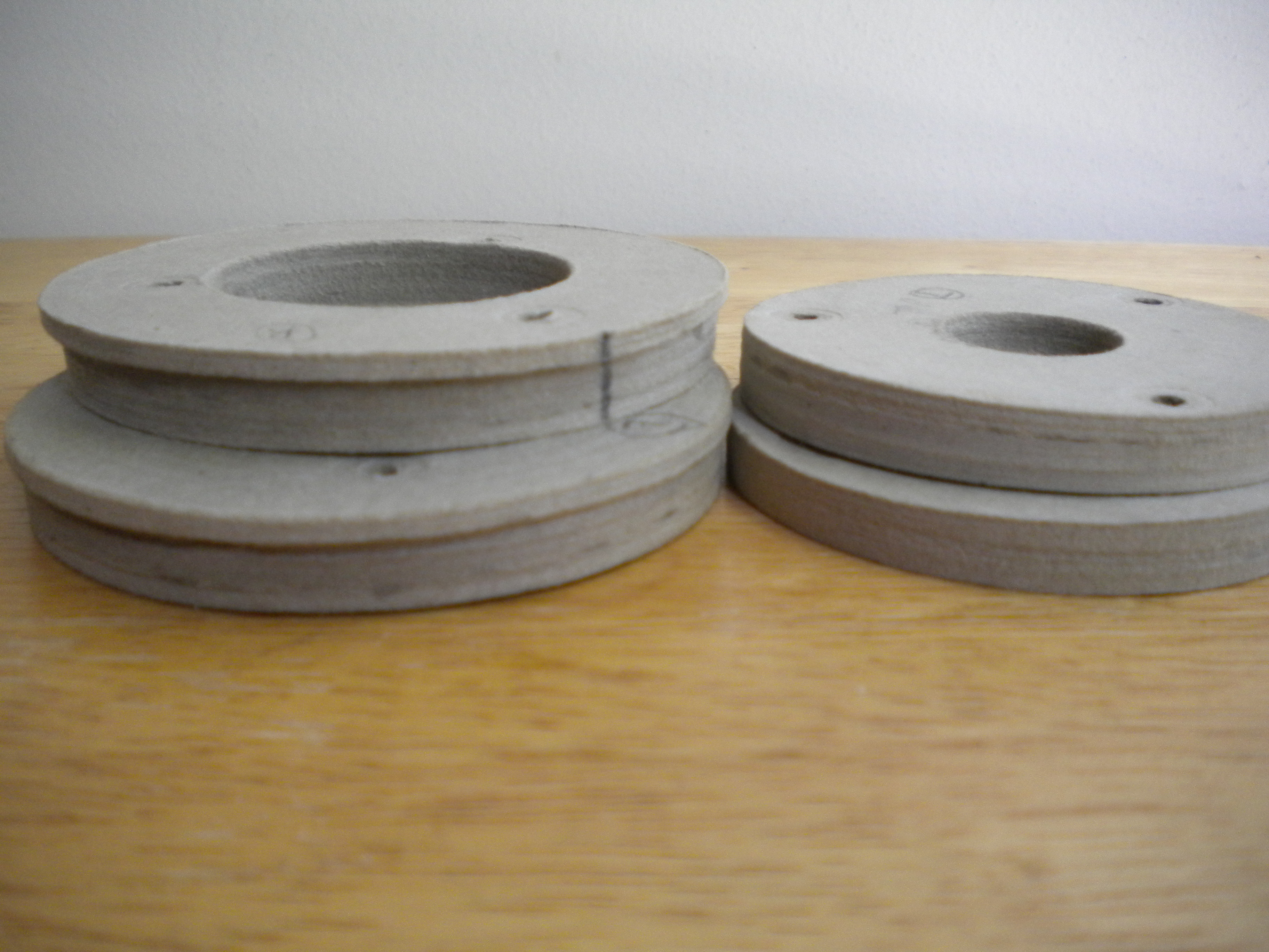 Picture of Drill Vent & Bearing Holes