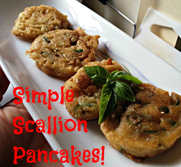 Picture of How to Make Simple Scallion Pancakes!